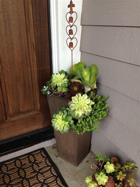 best 20 front door planters ideas on front