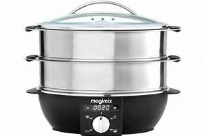 Cuit Vapeur Inox : cuiseur vapeur magimix 11582 4311906 darty ~ Melissatoandfro.com Idées de Décoration