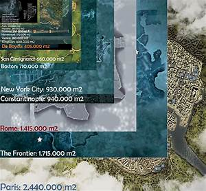 Assassin's Creed Map Comparisons | Forums - Page 7