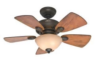 hunter watson ceiling fan hu 52090 in new bronze