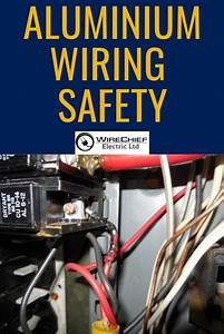 How To Make Aluminum Wiring Safe  With Images