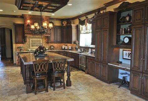 English Tudor   Traditional   Kitchen   oklahoma city   by