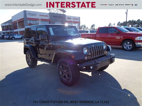 Used Jeeps In Louisiana by Jeep Wrangler In Louisiana For Sale Used Cars On Buysellsearch