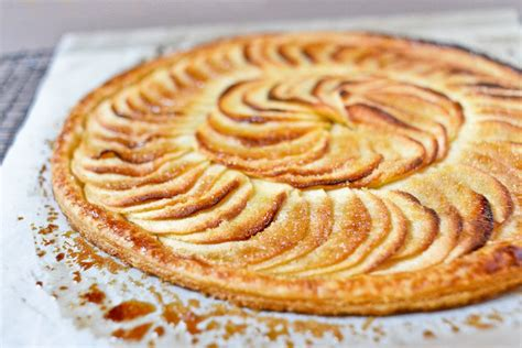 caramelized apple tarte recipe chocolate zucchini