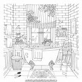 Coloring Adult Bohemian Patio Printable Coloriage Pixel Colouring для Guide Omeletozeu Illustration Creative Unique Thestylishpeople источник статьи Colorier графика Drawing sketch template