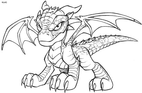 Baby Dragon Coloring Pages GetColoringPages com