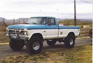 1974 F250 Highboy Truck