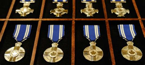 the governor general of canada gt military decorations ceremony