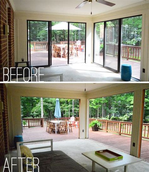 turn patio into sunroom plan open er up converting a sunroom into a veranda