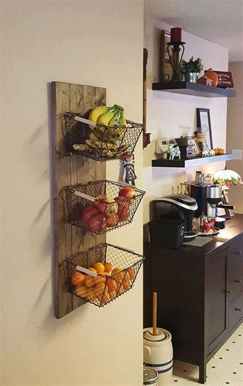 insanely cool ideas  storing fresh produce homedesigninspired