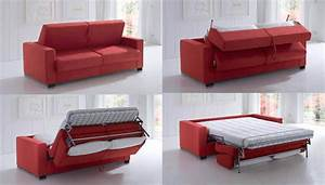 Le canape convertible rapido terre meuble for Canapé rapido