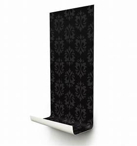 Papier Peint Effet Cuir : chambre avec papier peint effet cuir limoges devis ~ Dailycaller-alerts.com Idées de Décoration