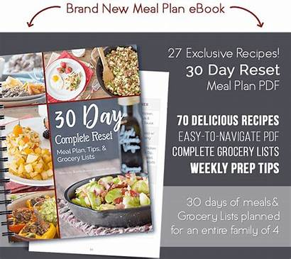 Meal Plan Whole30 Grocery Ebook Individualized Automatically