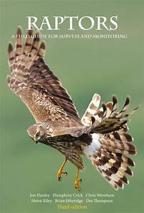 Raptors  A Field Guide For Surveys And Monitoring