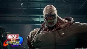 Marvel Vs  Capcom  Infinite Characters Revealed In New
