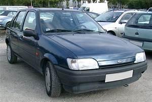 Ford Fiesta Mk3 : ford fiesta third generation wikipedia ~ Voncanada.com Idées de Décoration