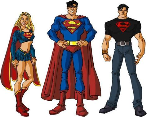 Family 01 Superman superman family by vo5 on deviantart