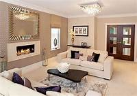 fine accent wall colours Formal Living Rooms With Color - Modern home design ideas