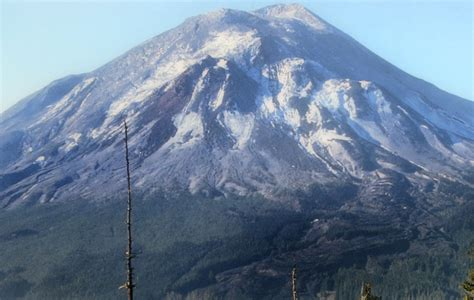An Explosion That Shook The World Mt St Helens