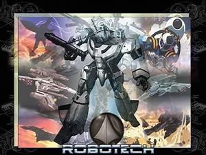 The Hangar Bay: Robotech the game gets a bit closer  Robotech