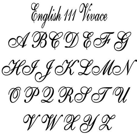 different lettering styles fonts lettering style script search results for different fonts a z calendar 2015 64340