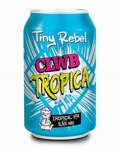 Tiny Rebel Clwb Tropicana Tropica Soon Beer