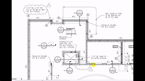 Wiring Diagram 7 Pin U V Canadian by Reading Structural Drawings 1