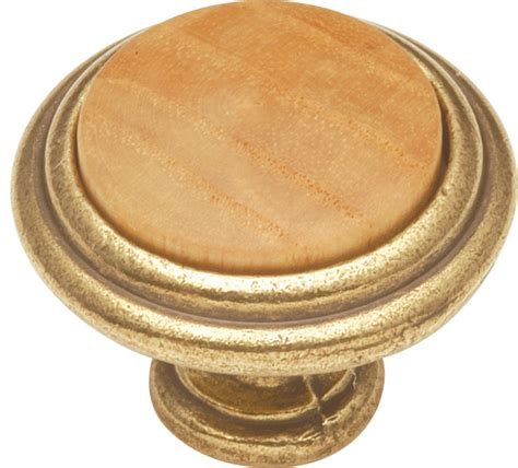 Cabinet Knobs For Oak Cabinets by Hickory Hardware Wood Grain Oak Cabinet Knob Reviews