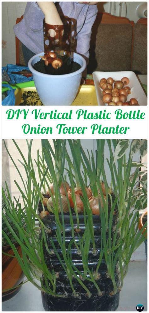diy plastic bottle garden projects ideas picture