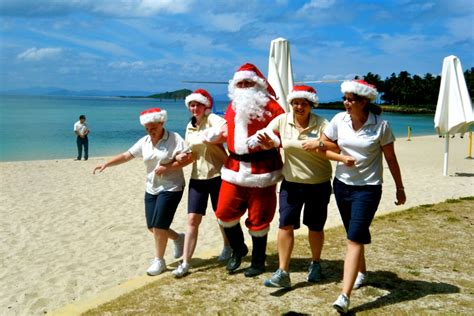 why do australians celebrate christmas in july abc
