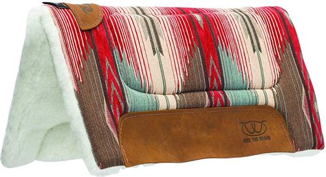 saddle pony pad weaver pads leather