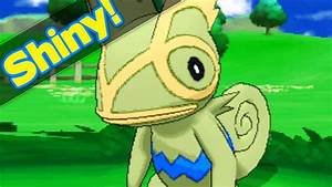 Pokemon X and Y - SHINY KECLEON [My 1st 6th gen Shiny ...