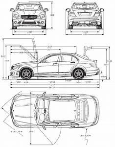 Dimension Garage 1 Voiture : pr sentation c 63 amg mercedes benz gamme 204 page 1 ~ Dailycaller-alerts.com Idées de Décoration