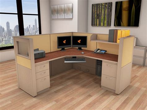 Office Workstation Furniture Cubicle Workstations
