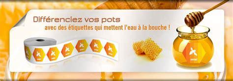 etiquette pour pot de miel etiquettes sur mesure pour tous vos produits