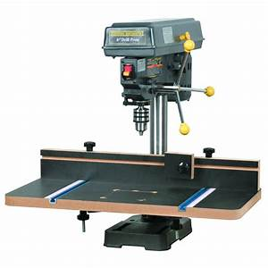 Woodwork Benchtop Drill Press Table Plans PDF Plans