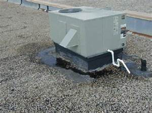 Ramcon Roofing  Three Very Common Sources Of Hvac Leaks