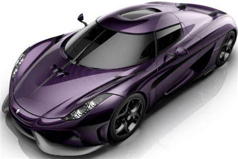 koenigsegg purple purple regera in honor of prince extravaganzi