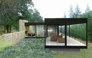modern modular house