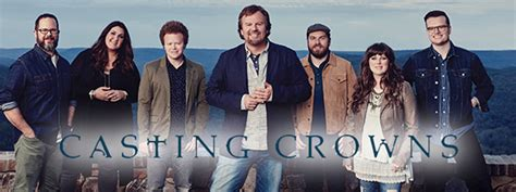 Casting Crowns front row tickets with meet and greet