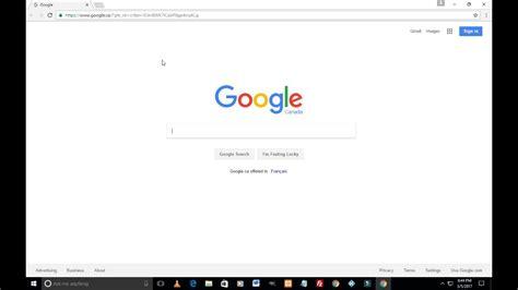 restore homepage