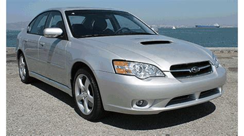 Subaru Legacy 2 5 Gt Limited by 2006 Subaru Legacy 2 5 Gt Limited Review 2006 Subaru
