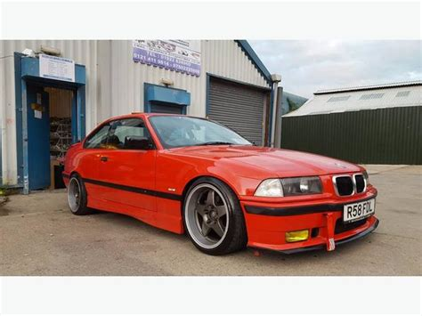 bmw 328i slammed bmw e36 328i coupe modified slammed m extras gt2 not e30