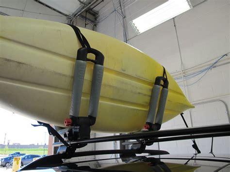 kayak roof rack yakima bowdown folding j style kayak carrier for roof