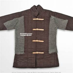 Medieval Armor Chainmail Voider Armpit Protector 9mm 16G ...