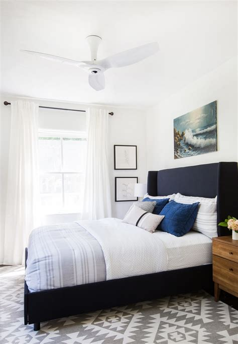 A Bedroom by The Easiest Guest Room Makeover Get The Look