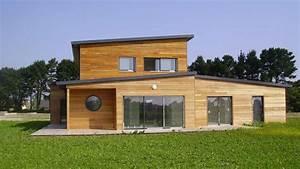 construire une maison en bois de nombreux avantages With construire sa maison en bois prix