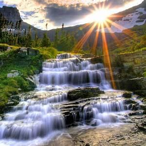 Image Gallery waterfall scenery