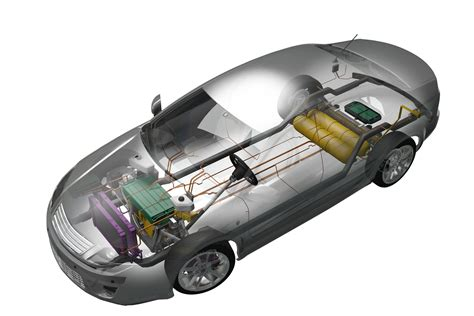 Electric Car Fuel by Fuel Cell Vehicle Hydrogen Fuel Cell Vehicles Fuel