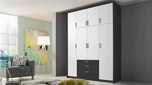 Kleiderschrank Grau Weiß : kleiderschrank hildesheim extra schrank in wei und grau ~ Markanthonyermac.com Haus und Dekorationen